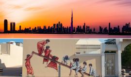 DUBAI: STREET ART ED EXPO